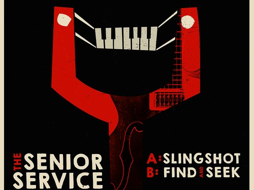 The Senior Service - Back with a brand new
