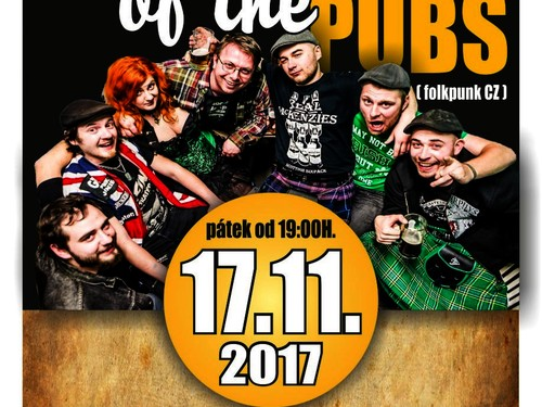 Pirates of the Pubs v Slezském gruntu