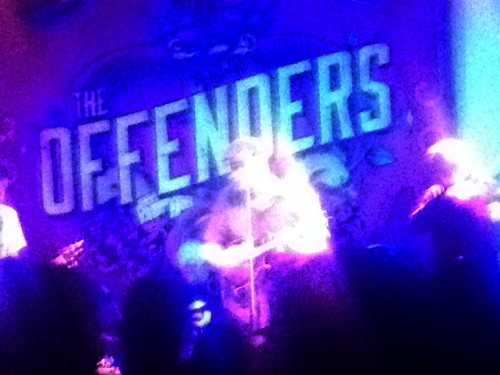The Offenders + Cheers!