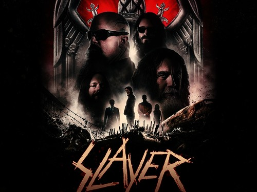 Titáni thrash metalu Slayer